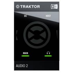 Native Instruments Traktor Audio 2 DJ MK II Audio Interface